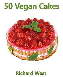 50 Vegan Cakes (English Edition)