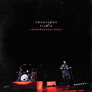 Twenty One Pilots Blurryface Live 3lp Picture Disc