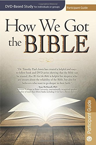 How We Got the Bible Participant Guide