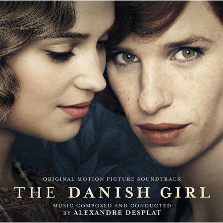 The Danish Girl O.S.T. - Alexandre Desplat (Korea Edition)
