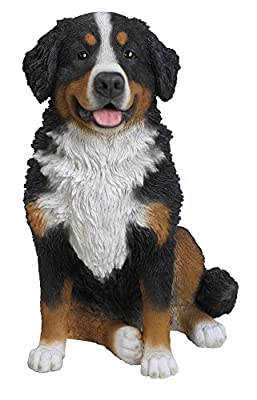 Hi-Line Gift Ltd. Bernese Mountain Dog Garden Statue