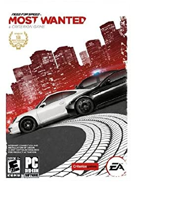 Amazon Com Need For Speed Most Wanted Video Games