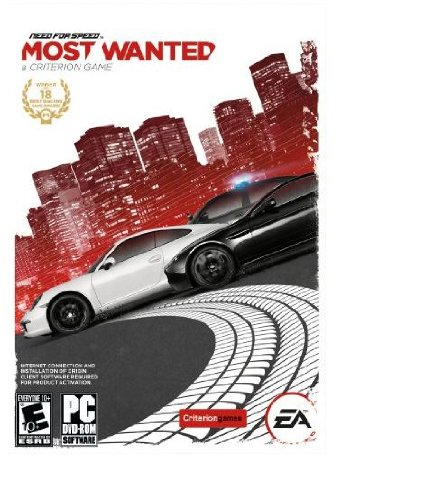 Amazon com: Need for Speed: Most Wanted: PC: Video Games