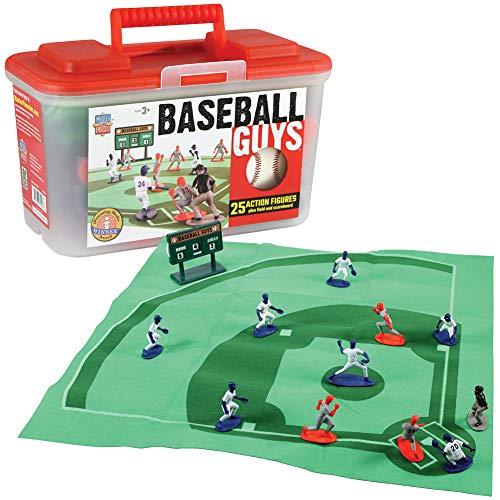Kids Master Pieces Baseball Guys Action Set - 26