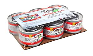 Sterno 7-Ounce Entertainment Cooking Fuel, 6-Pack