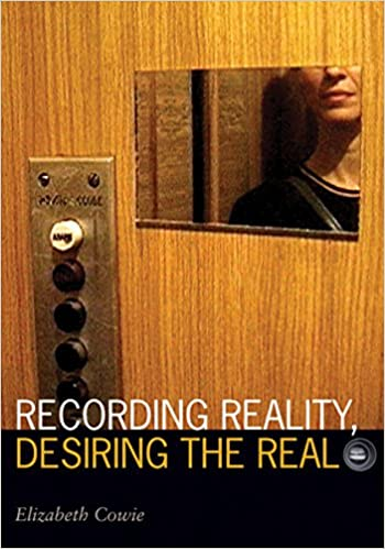Book Recording Reality, Desiring the Real (Visible Evidence)