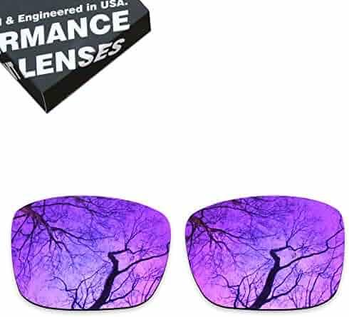77e586e97b5b4 ToughAsNails Polarized Lens Replacement for Spy Optic Balboa Sunglass -  More Options