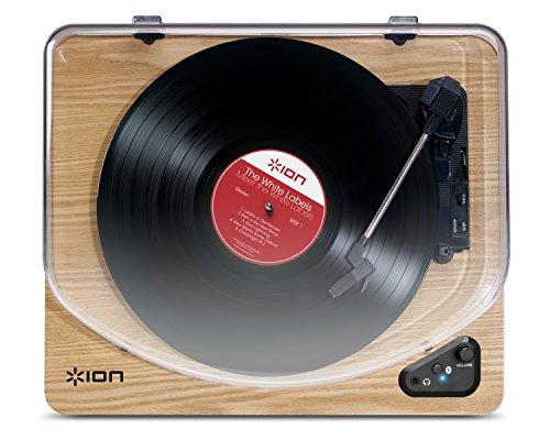 ion audio air lp wood platine vinyle et convertisseur. Black Bedroom Furniture Sets. Home Design Ideas