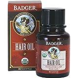 Badger Men's Hair Oil and Pomade
