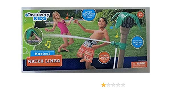 Amazon com: Discovery Kids Water Limbo: Toys & Games