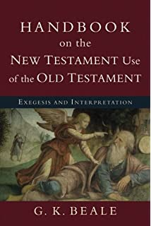 Biblical theology amazon geerhardus vos 9780851514581 books handbook on the new testament use of the old testament exegesis and interpretation fandeluxe Images