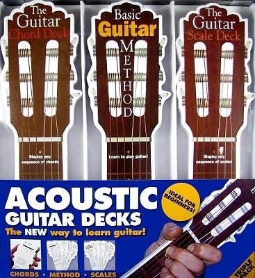 [(Acoustic Guitar Triple Deck )] [Author: Amsco Publications] (Guitar Triple Deck)