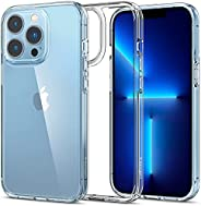 Spigen Ultra Hybrid Designed for Apple iPhone 13 Pro Max Case (2021) [Anti-Yellowing] - Crystal Clear