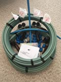 Dual Zone Redneck Irrigation Kit-- For up to 12,500 sq feet-- Professional System at DIY Price …