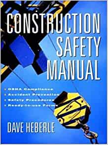 Construction Safety Manual David Heberle 9780070343399 border=