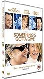 Something's Gotta Give [DVD] [2003]