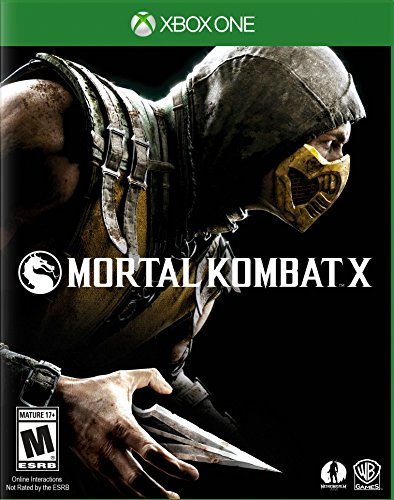 Mortal Kombat X - Xbox One - Usa Offers Thanksgiving 2014