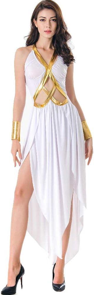 DEXIAOBANG Sexy Faraón Egipcio Antiguo Griego Atenea Diosa ...