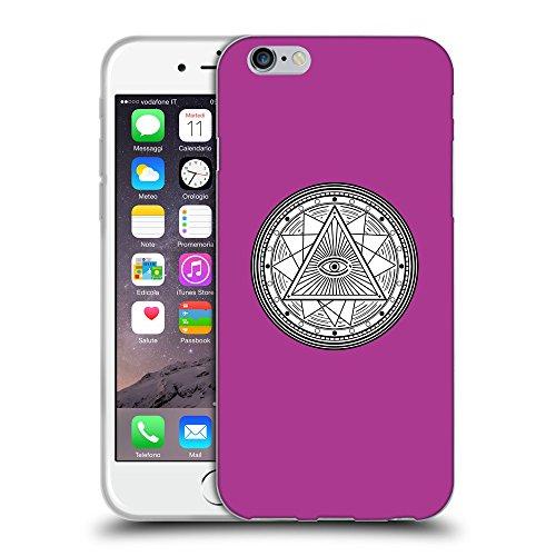 GoGoMobile Coque de Protection TPU Silicone Case pour // Q09690621 Mystique occulte 18 byzantin // Apple iPhone 7