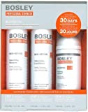 Bosley Professional Strength Bosrevive 3 Piece Starter Pack For Color-Treated Hair