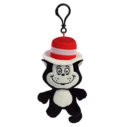Amazon.com: Dr. Seuss 60996 Aurora World Cat in The Hat ...