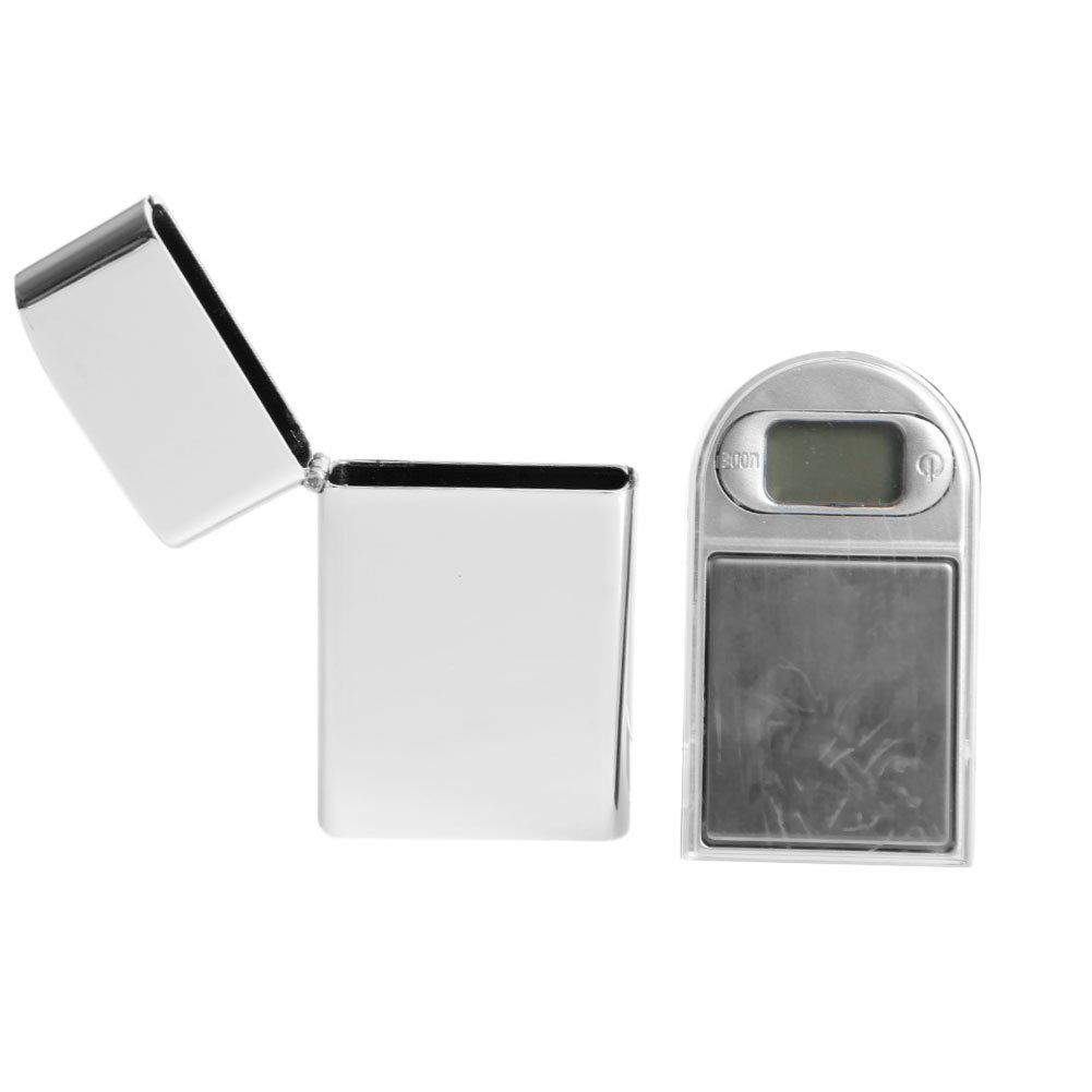 MIUSON Digitalwaage mit LCD-Anzeige, 200 g x 0,01 g