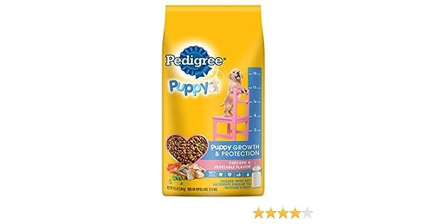 Amazon Com Pedigree Complete Nutrition Puppy Dry Dog Food Chicken