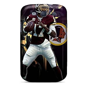 Shockproof Hard Phone Cover For Samsung Galaxy S3 With Custom HD Oakland Raiders Pictures ColtonMorrill