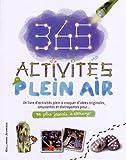 "Afficher ""365 activités en plein air"""