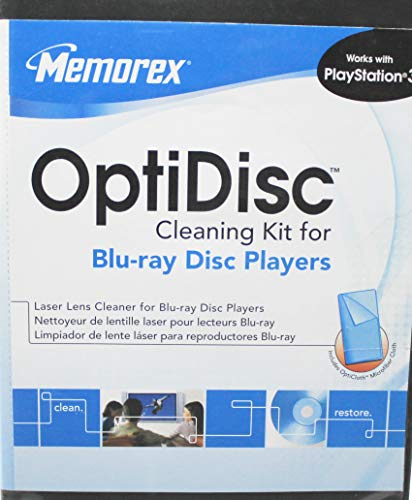 Memorex Blu-ray Lens Cleaner