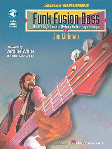 Funk/Fusion Bass (Bass Builders Series)
