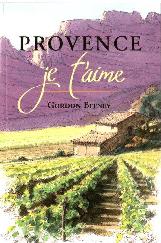 Provence Je t