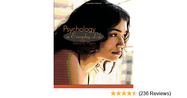 Psychology In Everyday Life 9781429207898