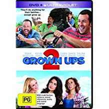 Grown Ups 2 | Adam Sandler, Kevin James | NON-USA Format | PAL | Region 4 Import - Australia