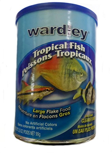 [Wardley Tropical Premium Large Flakes] (Az Tropical Fish)