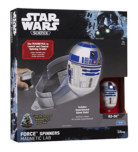 Star Wars Force Spinners Magnetic Lab - R2-D2