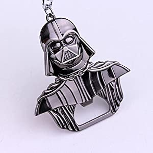 Openers | Porable Star Wars Darth Vader Alloy Beer Bottle Opener Keychain Jewelry Toy Openers For Kitchen Bar Gadgets Dining Tools | By TOTAMEND