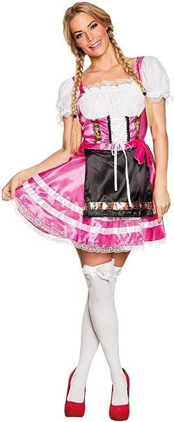 Disfraz de Tirolesa Klamotten alemán del Carnaval De Octubre de ...