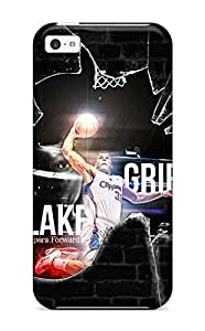 Iphone High Quality Tpu Case/ Blake Griffin UjNdujO1886bbnai Case Cover For Iphone 5c