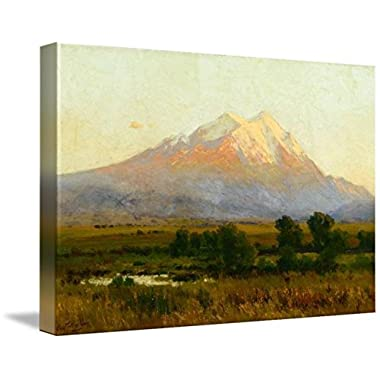 Wall Art Print Entitled Charles Partridge Adams (1858-1942) Mt. Sopris NEA by Celestial Images | 10 x 7