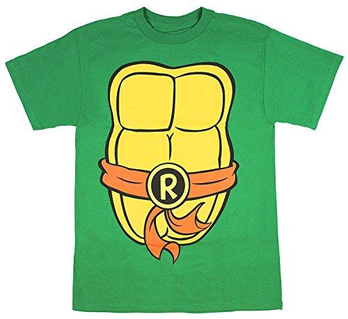 Teenage Mutant Ninja Turtles Adult Costume T-Shirt (Raph