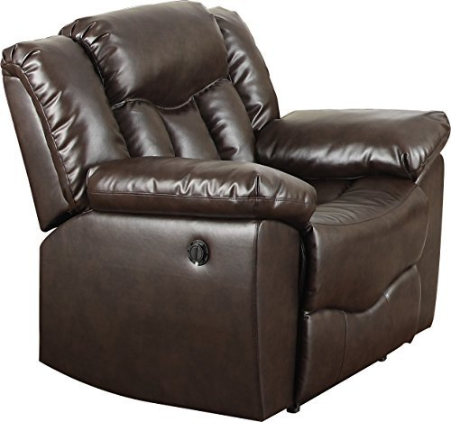 Cheap NHI Express James Recliner (1 Pack), Brown
