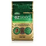 1. Scotts EZ Seed Patch & Repair Tall Fescue Lawns - 10 lb., Combination Mulch, Seed, and Fertilizer Mix with Tackifier, Repairs Bare Spots, Covers up to 225 sq. ft.