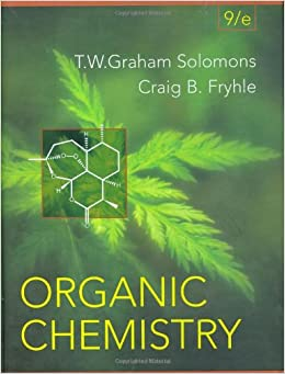 solomon and fryhle organic chemistry ebook