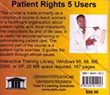 Patient Rights, 5 Users, Farb, Daniel, 1594911452