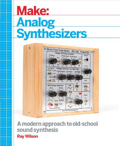 Pdf Engineering Make: Analog Synthesizers