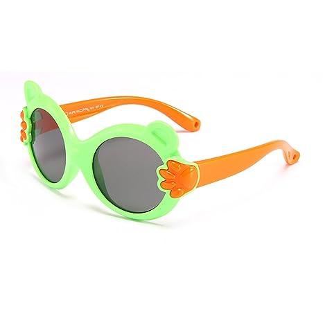 Gafas de sol de estilo deportivo para niños Diseño de ...