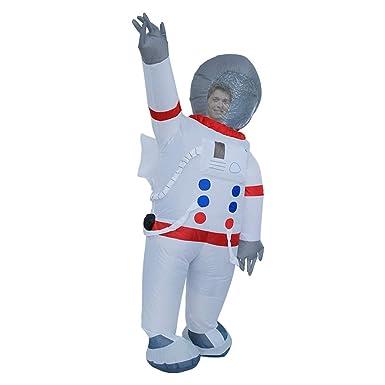 Divertido Super Astronauta Disfraces de Cosplay Inflables de ...