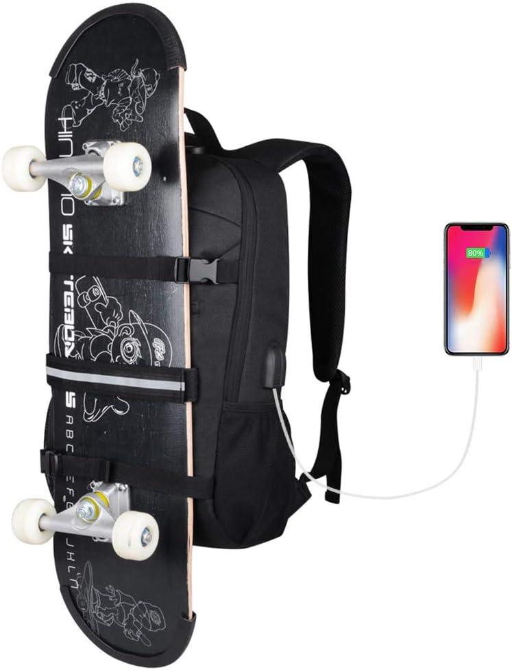 Simbow Skateboard Laptop Backpack