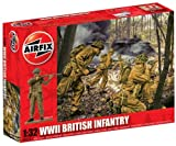 Airfix A02718 1:32 Scale British Infantry Figures Classic Kit Series 2